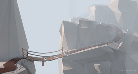 Super hazy image
