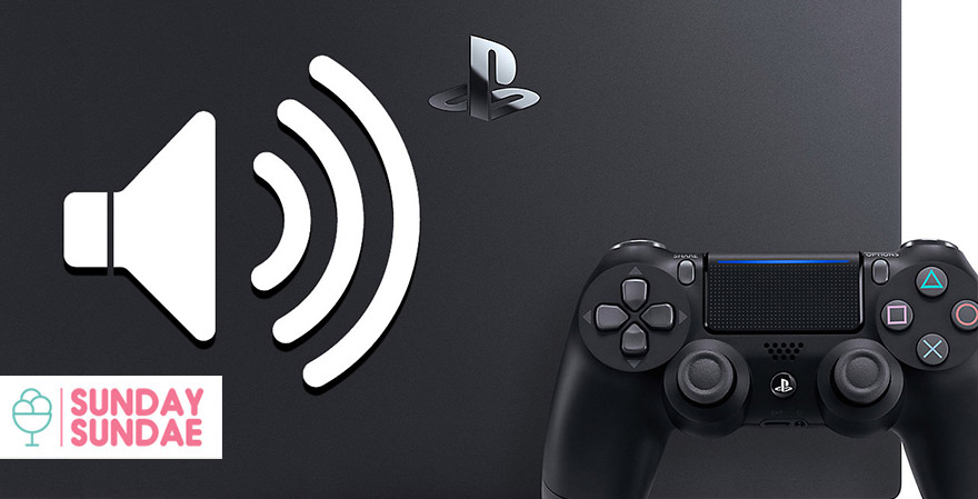 How to Fix Loud PS4 Fan Noise - Sunday Sundae
