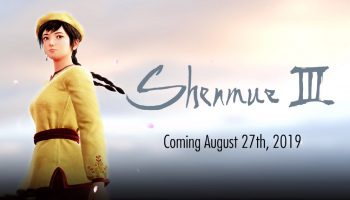 Shenmue 3 Gets An Official Release Date