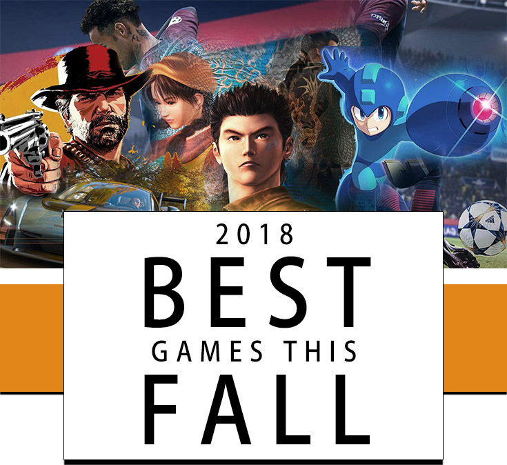 Best Games This Fall Image