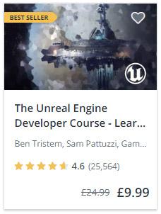 Unreal Engine Developer Course