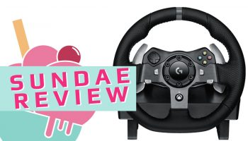 Review: Logitech G29/G920 Steering Wheel