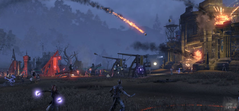Elder Scrolls Online ESO Alliance War