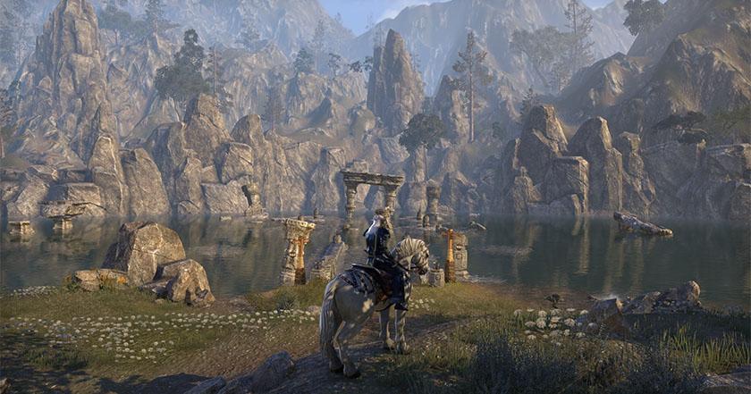 Elder Scrolls Online ESO Craglorn