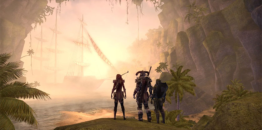 Elder Scrolls Online ESO Treasure Island
