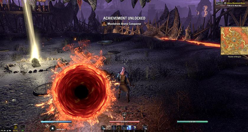 Elder Scrolls Online ESO Veteran Maelstrom Arena