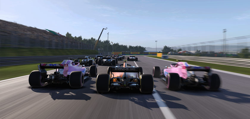 Review: F1 2018 - Sunday Sundae