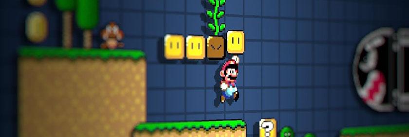 Mario Game Design