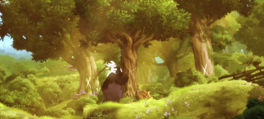 Ori and the Blind Forest Woods